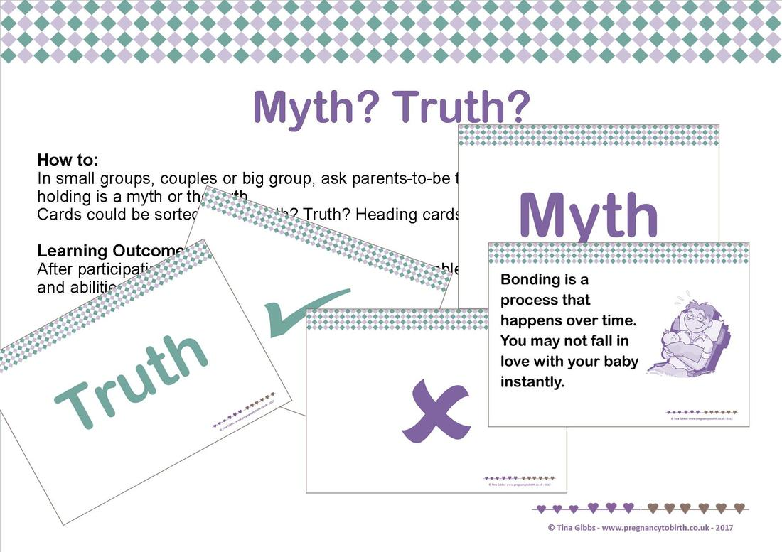 parenting myth or truth game
